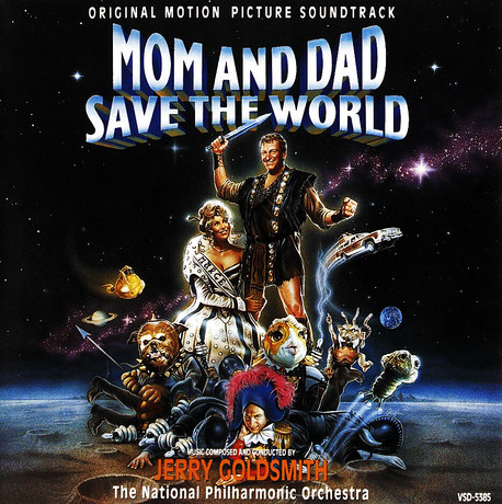 Mom and Dad Save the World (1992) - Rotten Tomatoes