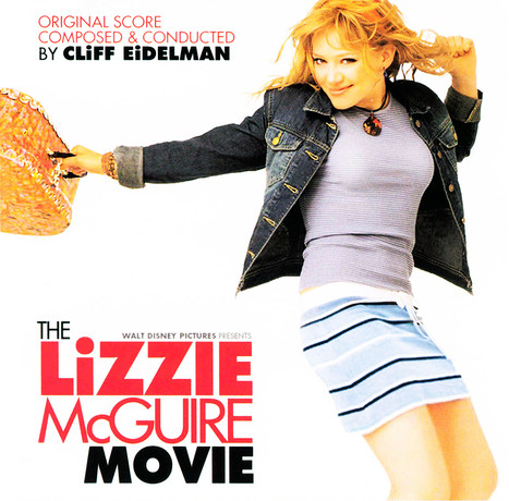 the lizzie mcguire movie promotional soundtrack cliff