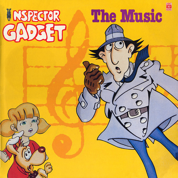 film music site   inspector gadget soundtrack various