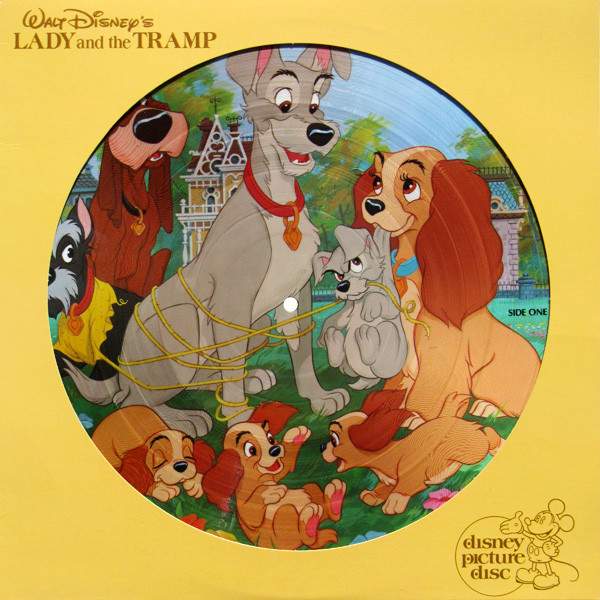 Film Music Site Lady And The Tramp Soundtrack Various
