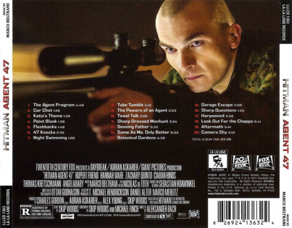 Hitman Agente 47 Movie Soundtrack Pk Film Hd Watch Online