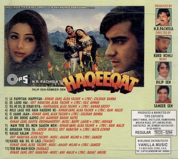 Download Lagu Ost Dil Se Dil Tak: Haqeeqat Soundtrack (Various Artists