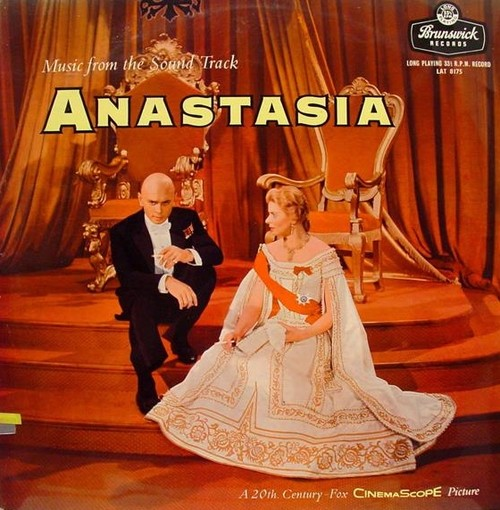 Film Music Site - Anastasia Soundtrack (Alfred Newman