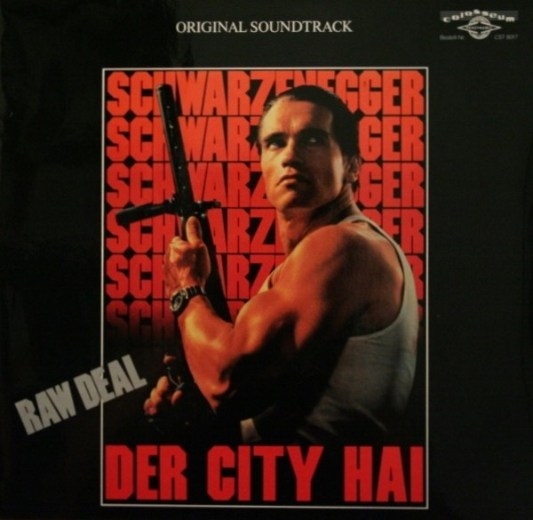 Film Music Site Der City Hai Soundtrack Chris Boardman