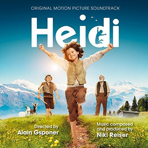 Heidi and the alpoehi song by niki reiser from heidi (alain.