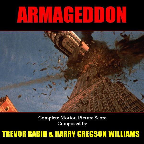 film music site armageddon soundtrack harry gregson