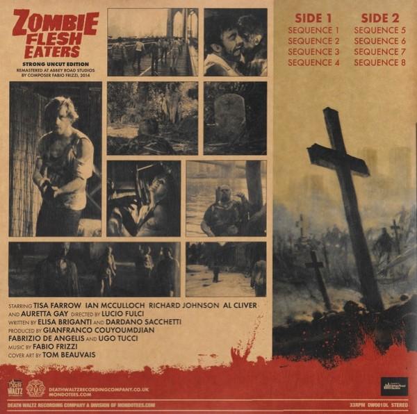 Film Music Site Zombie Flesh Eaters Soundtrack Giorgio