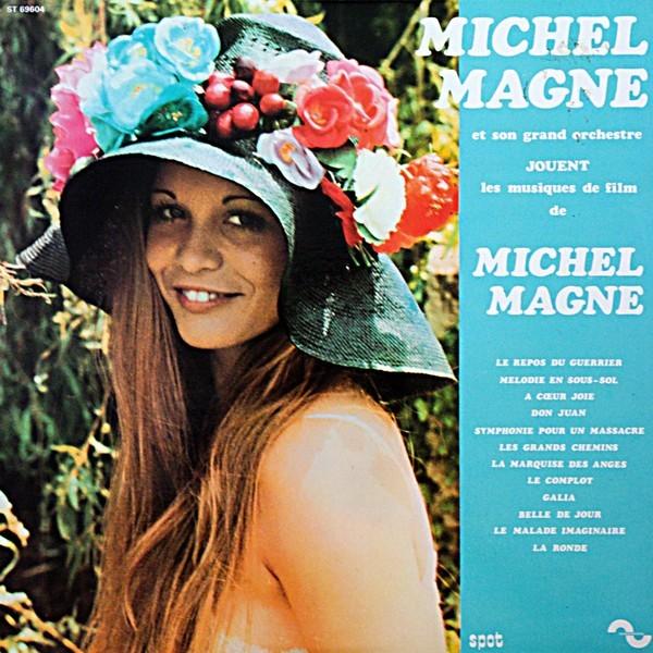 Michel Magne Le Complot