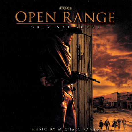 open range 2003 original score michael kamen 320k. Black Bedroom Furniture Sets. Home Design Ideas