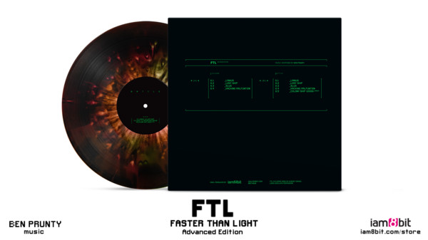 Film Music Site - FTL: Faster Than Light Soundtrack (Ben ...