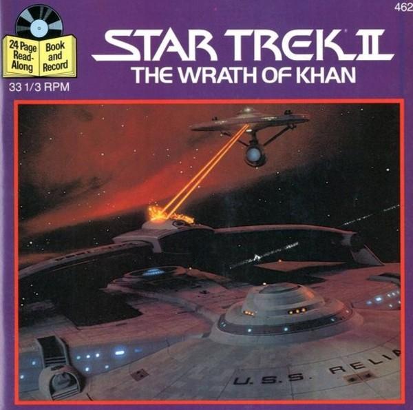 Film Music Site Star Trek Ii The Wrath Of Khan