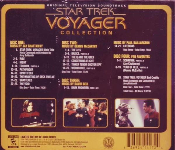Star trek voyager series episodes