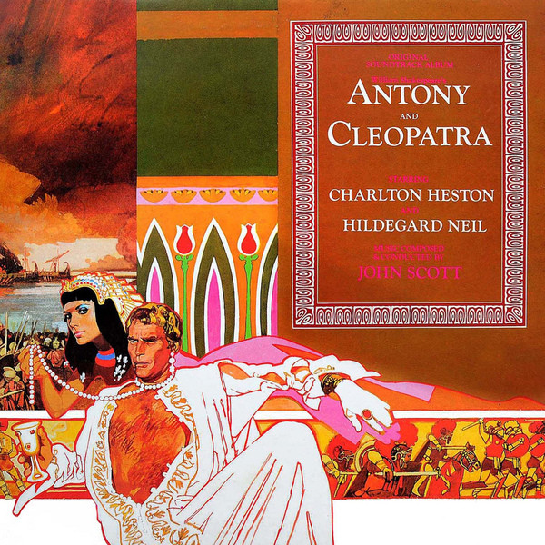 Outline the main themes in antony and cleopatra