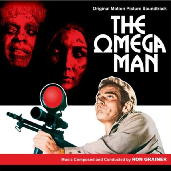 Film Music Site The Omega Man Soundtrack Various