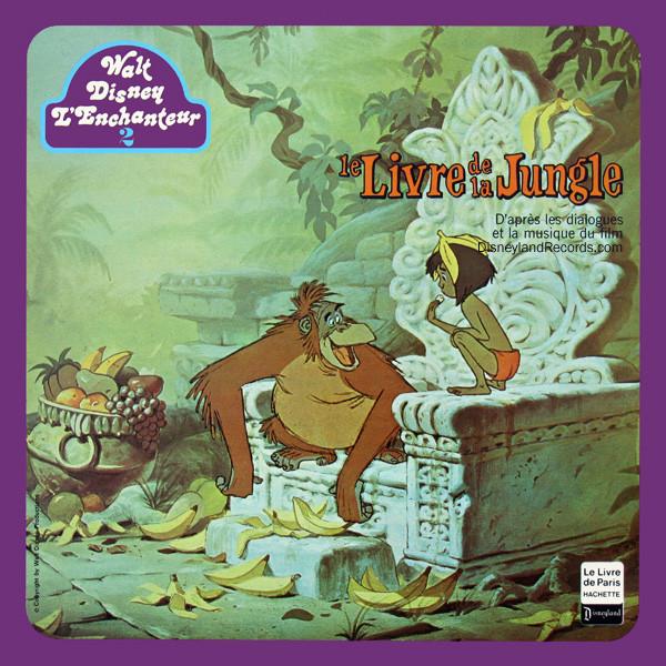 Film Music Site Le Livre De La Jungle Soundtrack Various