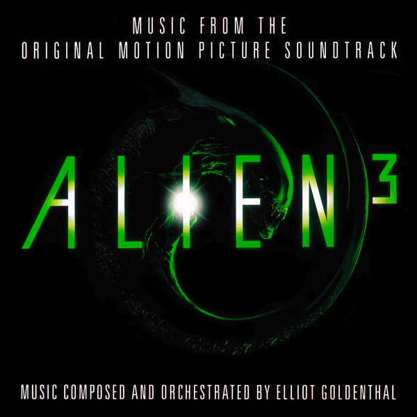 Alien 3 Movie: Alien³ Soundtrack (Elliot Goldenthal