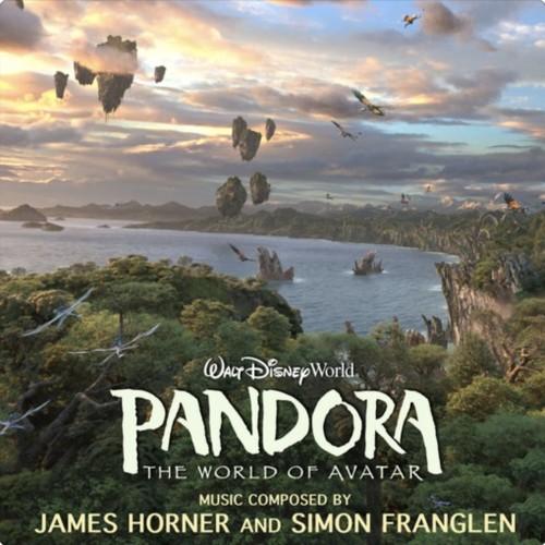 Film Music Site - Pandora: The World of Avatar Soundtrack