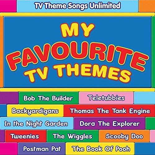 Film Music Site - My Favourite TV Themes Soundtrack (Various