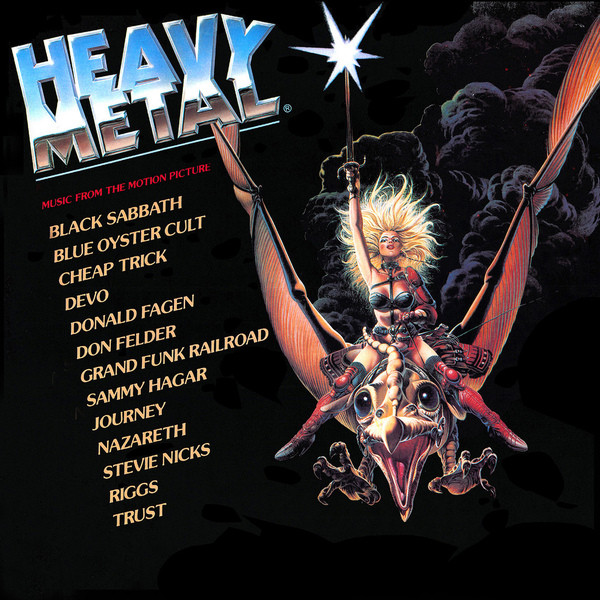 Film Music Site Heavy Metal Soundtrack Various Artists
