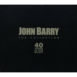 John Barry: The Collection Soundtrack  (John Barry) - CD cover