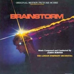 Brainstorm Soundtrack (James Horner) - CD cover
