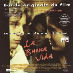 La  Buena Vida Soundtrack (Antoine Duhamel) - CD cover