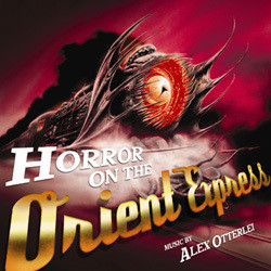 Horror on the Orient Express Soundtrack (Alex Otterlei) - CD cover