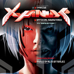Xyanide Soundtrack (Alex Otterlei) - CD cover