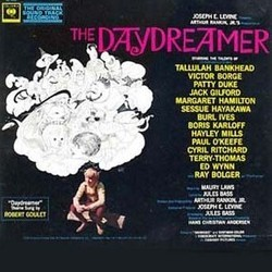 The Daydreamer Soundtrack (Maury Laws) - CD cover