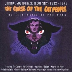 The Curse of the Cat People: The Film Music of Roy Webb 聲帶 (Roy Webb) - CD封面
