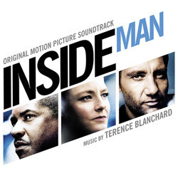 Inside Man Soundtrack (Terence Blanchard) - CD cover