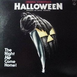 Halloween Soundtrack  (John Carpenter) - CD cover