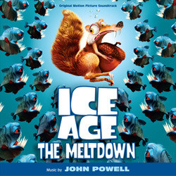 Ice Age: The Meltdown Bande Originale (John Powell) - Pochettes de CD