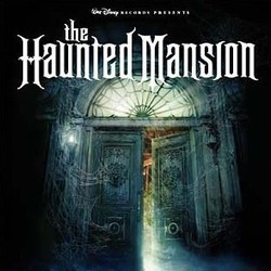 The Haunted Mansion: Haunted Hits Soundtrack  (Various Artists, Mark Mancina) - CD cover