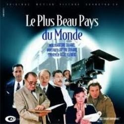 Le  Plus Beau Pays du Monde Soundtrack  (Antoine Duhamel) - CD cover