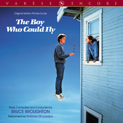 The Boy Who Could Fly Bande Originale (Bruce Broughton) - Pochettes de CD