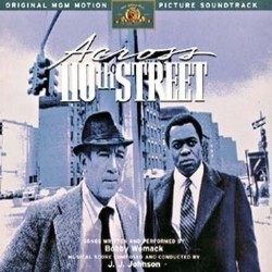 Across 110th Street Soundtrack  (J.J. Johnson) - CD cover