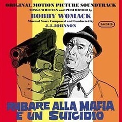 Rubare Alla Mafia E' un Suicido (Across 110th Street) Soundtrack  (J.J. Johnson) - CD cover