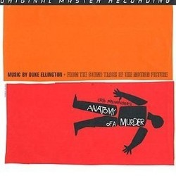 Anatomy of a Murder Bande Originale (Duke Ellington) - Pochettes de CD