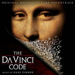 The Da Vinci Code Soundtrack (Hans Zimmer) - CD-Cover