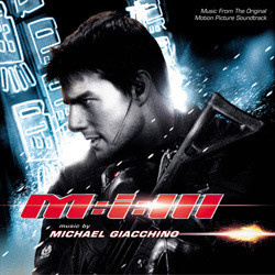 Mission: Impossible III Soundtrack (Michael Giacchino) - CD cover