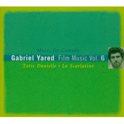 Gabriel Yared Film Music Vol.6: Music for Comedy Soundtrack (Gabriel Yared) - Car�tula