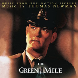 The Green Mile Soundtrack (Thomas Newman) - CD cover