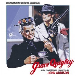 Grace Quigley Soundtrack (John Addison) - CD cover