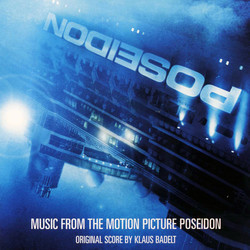 Poseidon Soundtrack (Klaus Badelt) - CD cover
