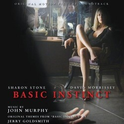 Basic Instinct 2 Soundtrack (Jerry Goldsmith, John Murphy) - CD cover