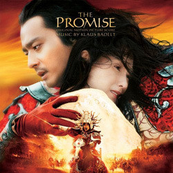 The Promise Soundtrack (Klaus Badelt) - CD cover