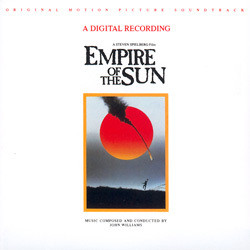 Empire of the Sun サウンドトラック (John Williams) - CDカバー