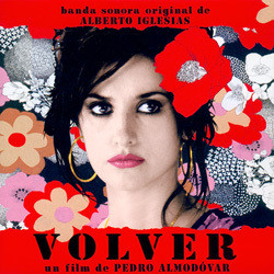 Volver Soundtrack (Alberto Iglesias) - CD cover
