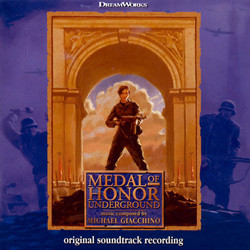 Medal of Honor: Underground Soundtrack (Michael Giacchino) - CD cover
